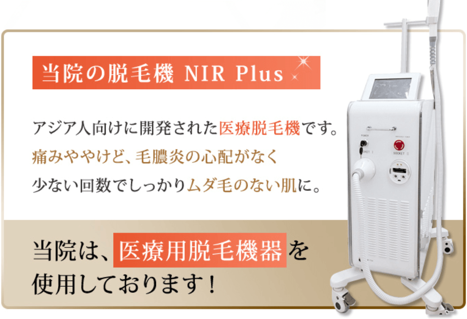 NIR Plusの画像
